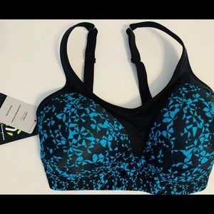 NWT Champion Sports Bra Sz 36DD